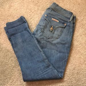 Light wash Hudson jeans!